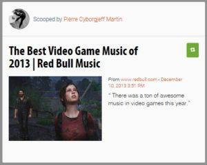The Best Video Game Music of 2013 | Red Bull Music