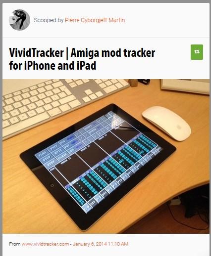 Vivid Tracker