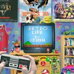 Retro Life, le nouvel album d'Izioq