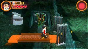 Lego Harry Potter : Années 5 à 7 - PSP (Warner - TT Fusion, 2011)