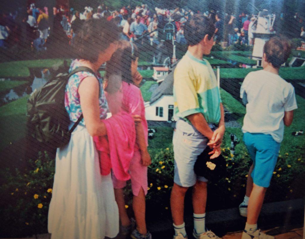 Visite au parc Legoland - Billund, Danemark - 1991