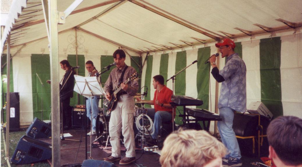 Virtual Music, Concert à l'Athénée Royal de Seraing, 1997