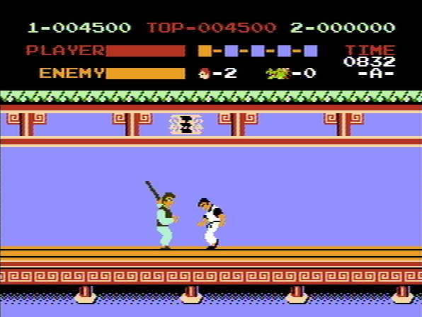 Kung Fu - NES (Nintendo - Irem, 1985)