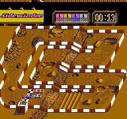 Super Off Road - NES (Tradewest, Leland Corp. , 1990)