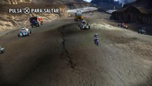 Motorstorm : artic edge - PSP (Sony - BigBig Studios, 2009)