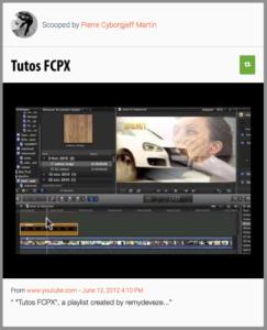 Tutos FCPX