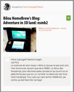 L'analyse de New Super Mario Bros. 2 sur 3DS
