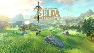 Legend of Zelda : Breath of Wild - Switch