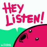 Hey listen ! , le nouvel album d'Izioq