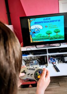 On joue aux Schtroumpfs sur Super Nintendo