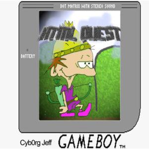 HTML Quest, pochette de la première édition