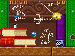 Bilou - School Rush - Nintendo DS