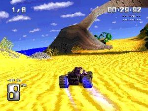 S.C.A.R.S - PS1 (Ubisoft - Vivid Games, 1998)