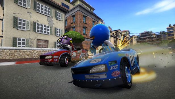 ModNation Racers - PSP (SCE Studio - Sony, 2010)