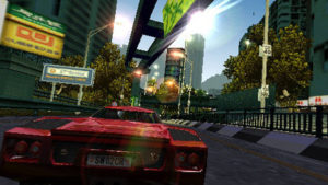 Burnout Dominator - PSP (Electronic Arts, 2007)