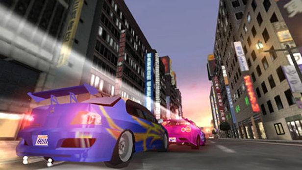 Midnight Club L.A. Remix - PSP (Rockstars Game, 2008)
