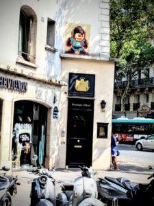 Megaman veille sur Paris