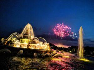 Versailles - Les grandes eaux nocturnes en amoureux - Par Petite Snorkys Photography