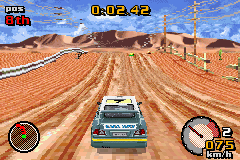 Top Gear Rally - GBA (Kotobuky Systems - Nintendo - Tantalus Interactive, 2003)
