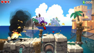 Shantae : Half Genie Hero - PS4 (Wayforward, 2016)