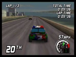 Top Gear Rally - N64 (Kotobuki Systems - Midway - Boss Games Studio, 1997)