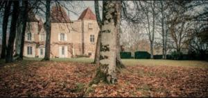 Le château de Briat