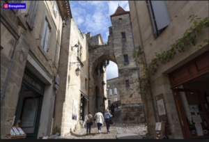 Cité médiévale de Sain-Emilion