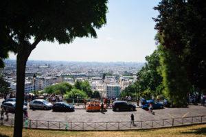 Paris Montmartre en amoureux
