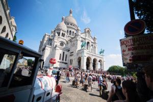 Paris Montmartre en amoureux - Par Petite Snorkys Photography