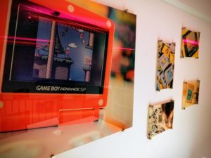 Digital Lab - Photo Pierre Martin - Série Game Boy