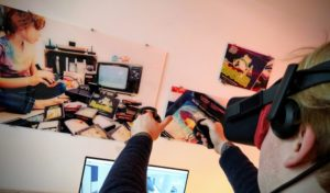 Le Digital Lab : le numérique et les jeux vidéo dans la ville de Lige