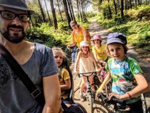 Tous en vélo dans les Landes