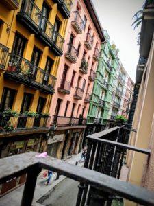 Bilbao en famille - Casco Viejo