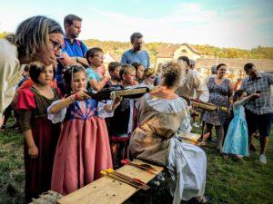 Fête Médiéval de Remouchamps