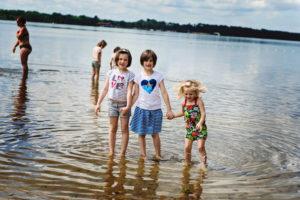 Vacances au camping Col Vert - Sandaya - Vous êtes dans le lac