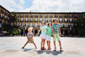 Prend garde Bilabo, nous voilà - Casco Viejo - Plaza Nueva
