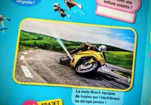Wapiti 2018 - Moto du futur
