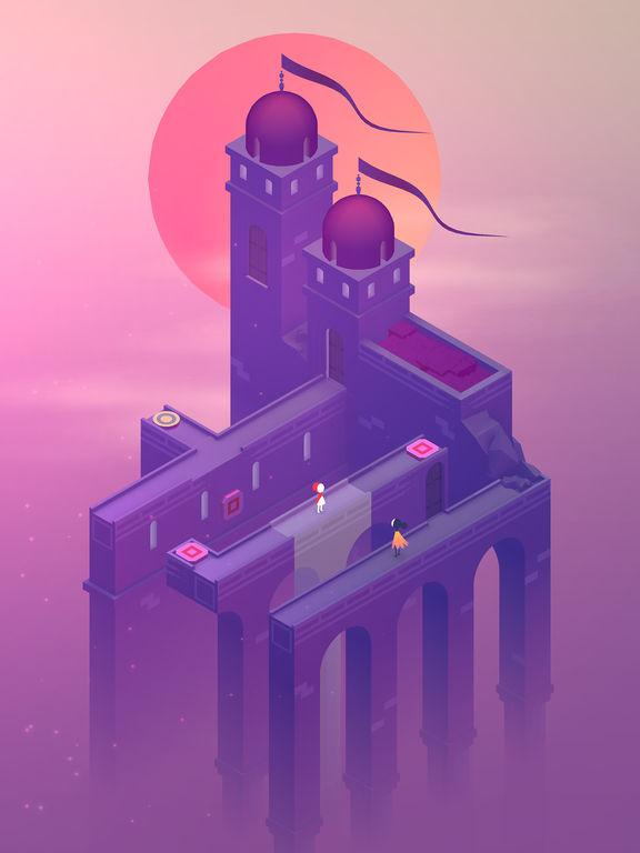 Monument Valley 2 - iPad (Ustwo Games Ltd, 2017)