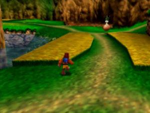Banjo Kazooie - N64 (Rare - Nintendo, 1998)
