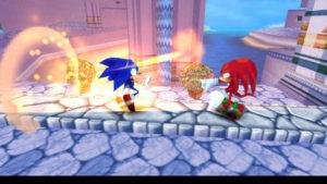 Sonic Rivals 2 - PSP (SEGA, Backbone, 2007)