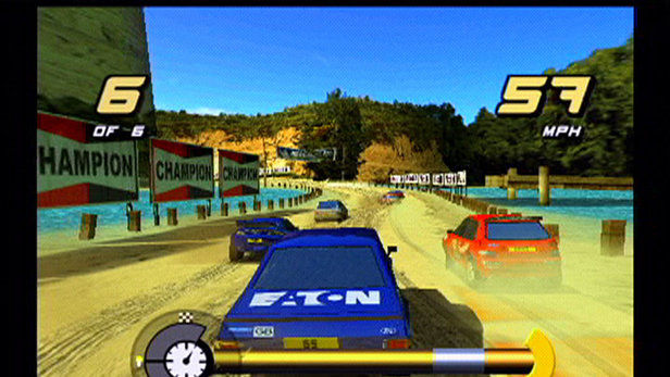 Shox - PS2 (Electronic Arts, 2002)