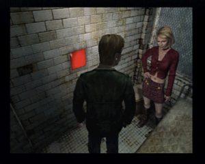 Silent Hill 2 - PS2 (Konami, 2001)