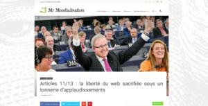Articles 11/13 : la liberté du web sacrifiée sous un tonnerre d'applaudissements