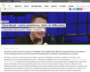 Elon Musk : entre ambitions, défis et difficultés