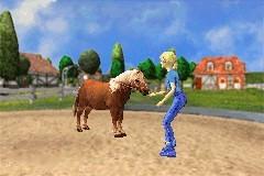 Léa : passion vétérinaire 2 - DS (Ubisoft, 2007)