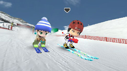 Family Ski - Wii (Namco - Bandaï, 2008)