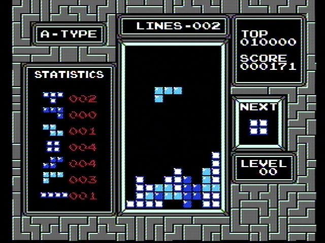 Tetris - Famicom (Nintendo, 1989)