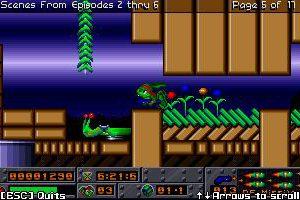 Jazz Jackrabbit - PC MSDOS (Epic Mega Games, 1994)