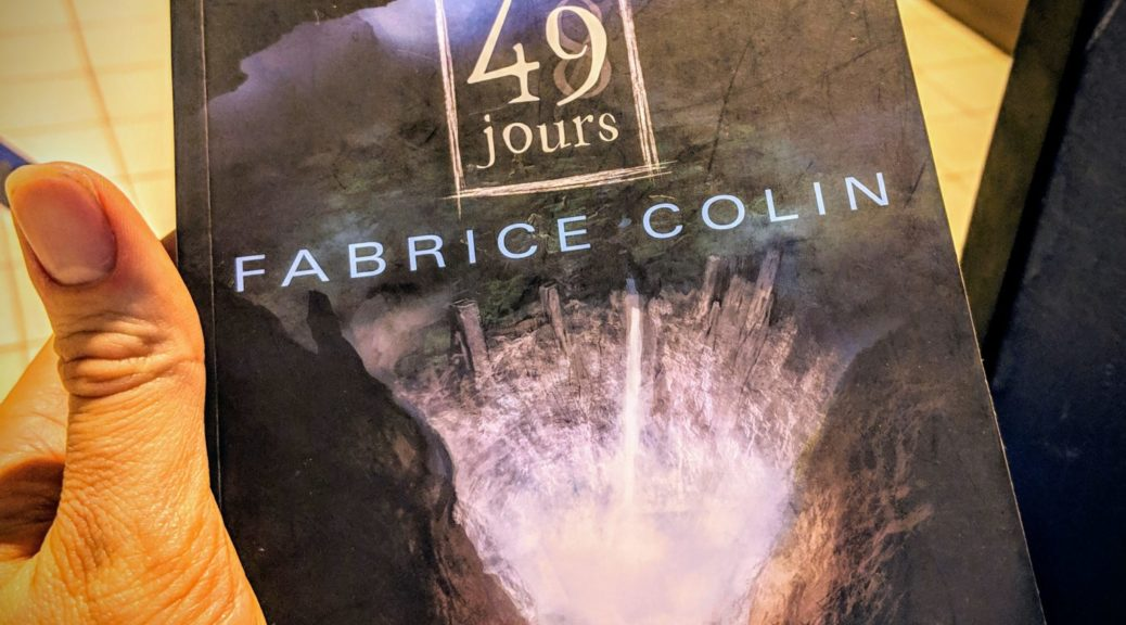 49 Jours - Fabrice Colin