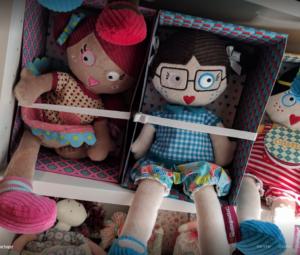 Oh les jolies poupées